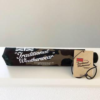 IENA - トラディッショナルウェザーウェア レア! 折り畳み傘 迷彩 カモフラ 新品 傘