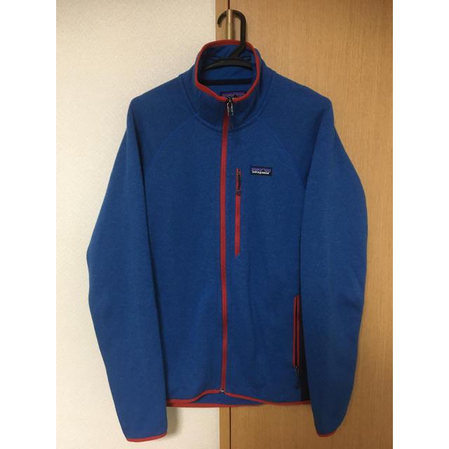 patagonia(パタゴニア)の正規品 patagonia フリース Mサイズ  メンズのジャケット/アウター(ブルゾン)の商品写真