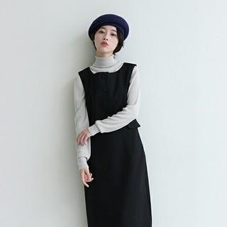 note et silence - olika vintage knit