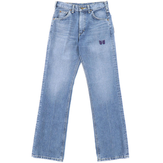 Needles - Needles Boot-cut 13oz Denim Pant
