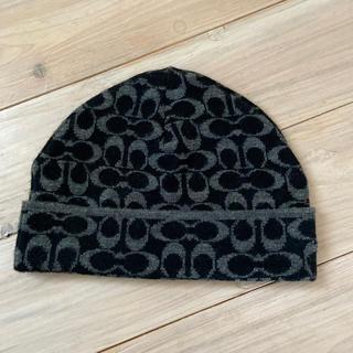 COACH - コーチニット帽