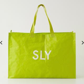 スライ(SLY)のSLY(ショップ袋)