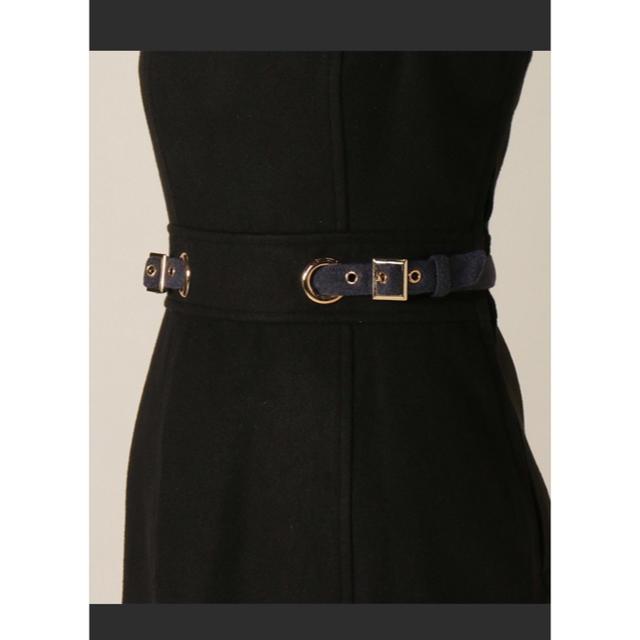 REDYAZEL(レディアゼル)のバックレースアップジャンパースカート REDYAZEL レディースのワンピース(ひざ丈ワンピース)の商品写真