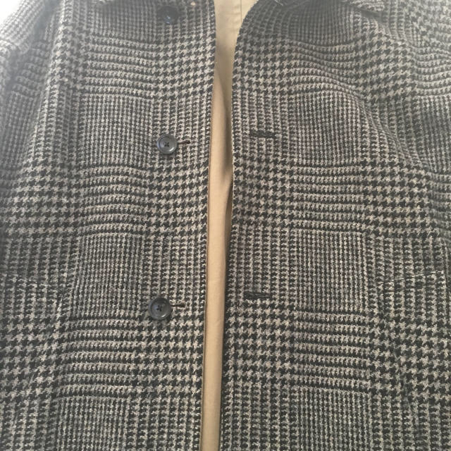 URBAN RESEARCH(アーバンリサーチ)の1/21.22価格  siiwa リバーシブルコート  アーバンリサーチドアーズ レディースのジャケット/アウター(ロングコート)の商品写真