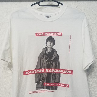 THE RAMPAGE - THE RAMPAGE 川村壱馬 フォトT