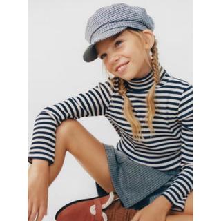 ZARA - ZARA kids キャスケット帽