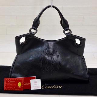 Cartier - ☆超美品・ギャランティ付☆ カルティエ Cartier マルチェロ ハンドバッグ