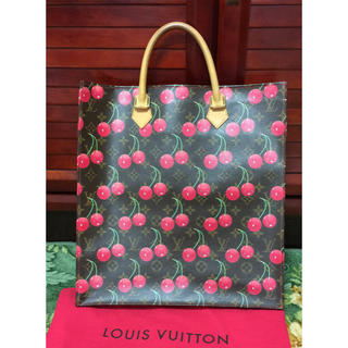 LOUIS VUITTON - 美品,ルイヴィトン村上隆チェリーバッグ