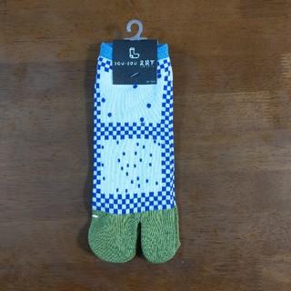 ソウソウ(SOU・SOU)のsou・sou メンズ 靴下 足袋下 25〜28cm(ソックス)