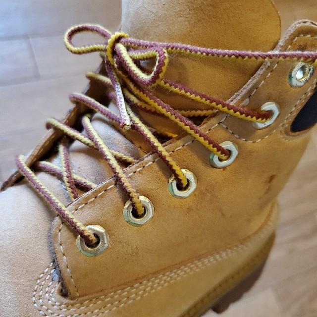 Timberland(ティンバーランド)のTimberland ティンバーランド キッズ ブーム キッズ/ベビー/マタニティのキッズ靴/シューズ(15cm~)(ブーツ)の商品写真