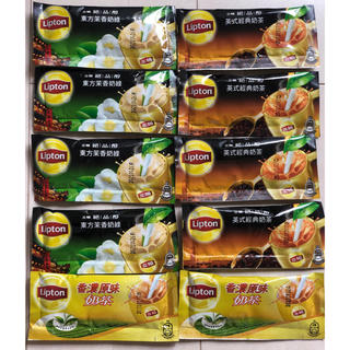 ユニリーバ(Unilever)の台湾 リプトン 3種、10個(茶)