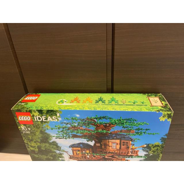 Lego(レゴ)の未開封 レゴ LEGO 21318 ツリーハウス アイデア キッズ/ベビー/マタニティのおもちゃ(知育玩具)の商品写真