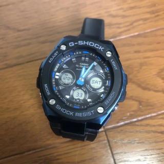 CASIO - CASIO カシオ G-SHOCK GST-W300G 電波ソーラー 腕時計