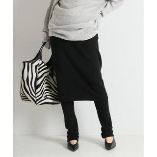 フレームワーク(FRAMeWORK)のフレームワーク レギンス付きスカート 36(ひざ丈スカート)