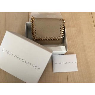 Stella McCartney - ステラマッカートニー フェラベラ 財布 ベージュ