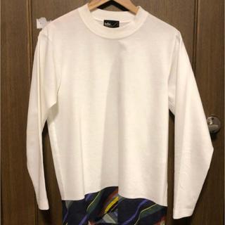 kolor - カラー kolor 長袖カットソー