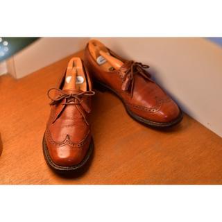 クロケットアンドジョーンズ(Crockett&Jones)のcrockett&jones 旧ロゴ MATLOCK2 75C 23.5cm(ローファー/革靴)