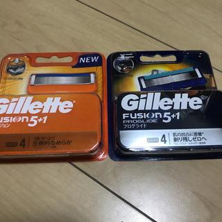 替刃 まとめ売り gillette(カミソリ)