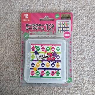Nintendo Switch - キャラクターカードケース12☆スプラトゥーン2