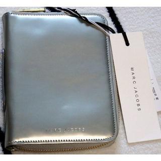 マークジェイコブス(MARC JACOBS)の新品 MARC JACOBS レザー財布 イタリア製 定価75000円 (折り財布)
