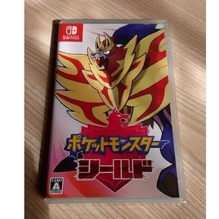 Nintendo Switch - 新品・ポケットモンスター シールド Switch