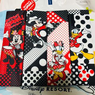 Disney - ベリーベリーミニー ポータブルクッション