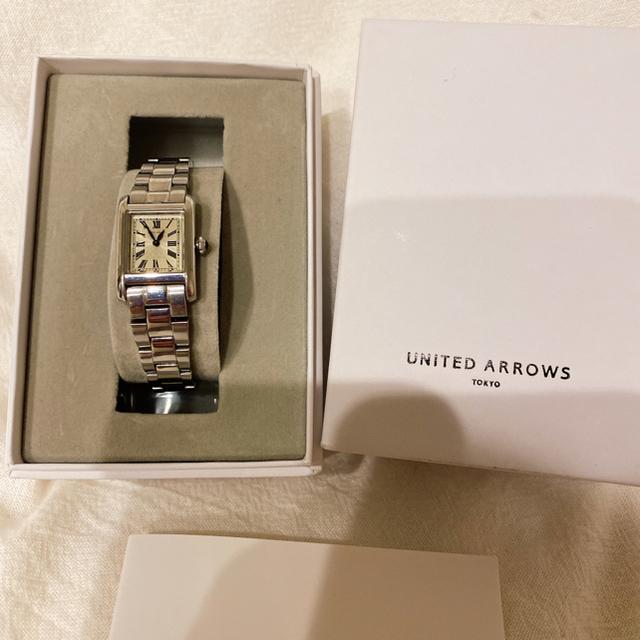 UNITED ARROWS(ユナイテッドアローズ)のユナイテッドアローズ 時計 レディースのファッション小物(腕時計)の商品写真