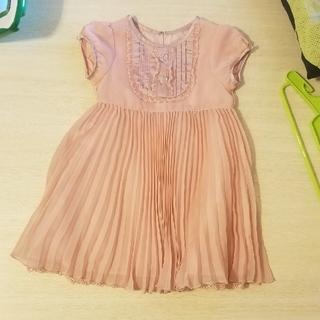 エニィファム(anyFAM)のドレスワンピース(100 size)(ドレス/フォーマル)