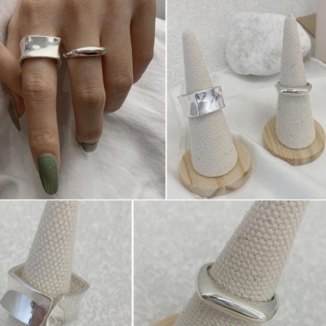 ALEXIA STAM(アリシアスタン)のシルバーリングS925★SET レディースのアクセサリー(リング(指輪))の商品写真