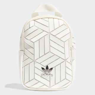 adidas - 白【新品/即納OK】adidas オリジナルス ミニ3D バックパック ホワイト