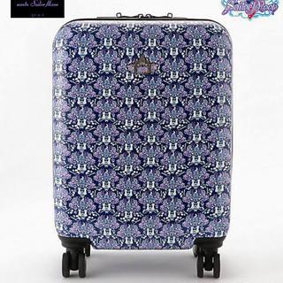 アナスイ(ANNA SUI)のレア★アナスイ×セーラームーンコラボ キャリーケース(スーツケース/キャリーバッグ)