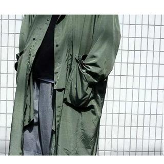 COMOLI - KAPTAIN SUNSHINE キャプテンサンシャイン コート 2019SS