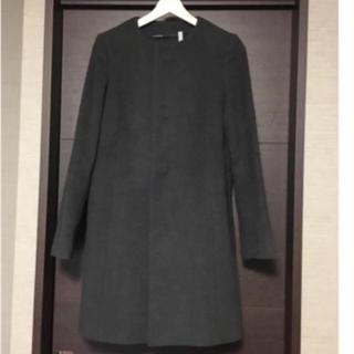 TOMORROWLAND - 定価135000円 カシミア100 ダークグレー