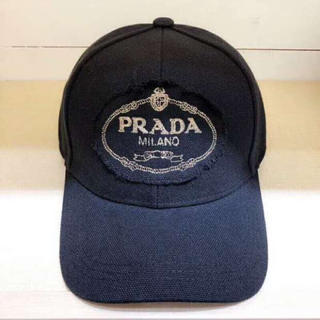 PRADA - 【 PRADA プラダ 】キャップ ★送料無料!