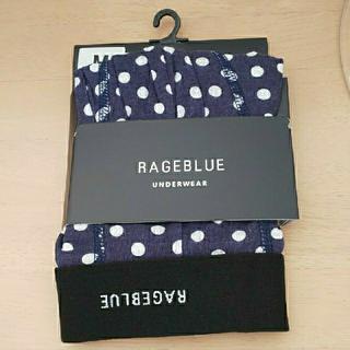 RAGEBLUE - RAGEBLUE オリジナルアンダーウェア