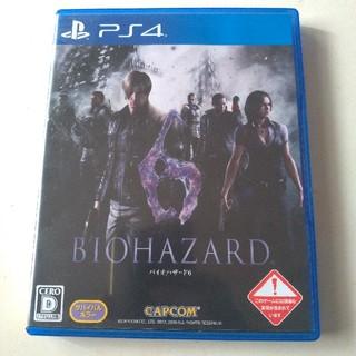 PlayStation4 - バイオハザード6 ps4