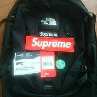Supreme - supreme×THE NORTH FACE backpack