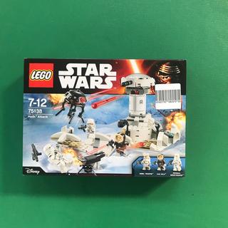 Lego - レゴ (LEGO) スター・ウォーズ ホスの攻撃 75138