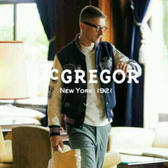 McGREGOR(マックレガー)のメンズコート マックレガーL メンズのジャケット/アウター(ピーコート)の商品写真