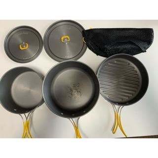 モンベル(mont bell)のmont-bell モンベル アルパインクッカー セット(調理器具)