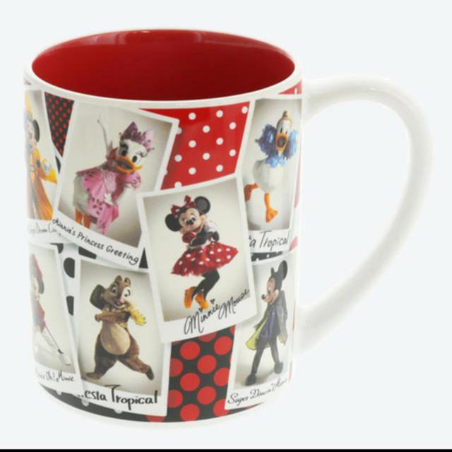 Disney(ディズニー)のベリーベリーミニー マグカップ エンタメ/ホビーのおもちゃ/ぬいぐるみ(キャラクターグッズ)の商品写真