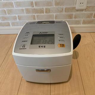 三菱電機 - IH炊飯器 三菱 NJ-VE105-W ※ジャンク品