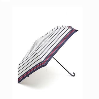 AfternoonTea - アフタヌーンティー 折り畳み傘 マリン ボーダー