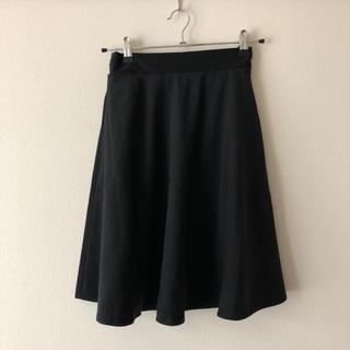 フリーズマート(FREE'S MART)のフリーズマート 新品 ピーチスキン フレアスカート(ひざ丈スカート)