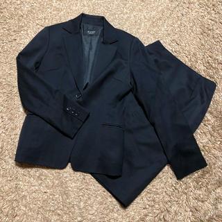 エムプルミエ(M-premier)の値下げ交渉OK エムプルミエ シングル スカートスーツ S〜M ブラック(スーツ)