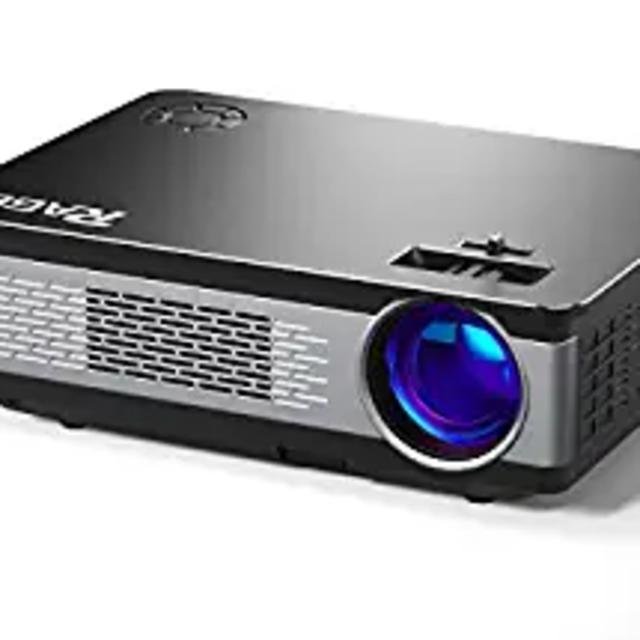 RAGU Z720 LEDプロジェクター  フルHD対応 3200lm 1920 スマホ/家電/カメラのPC/タブレット(PC周辺機器)の商品写真