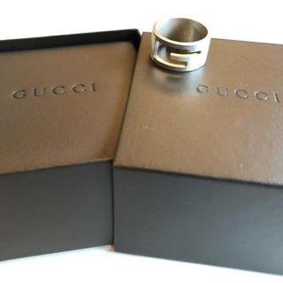 グッチ(Gucci)のGUCCI Gリング(リング(指輪))
