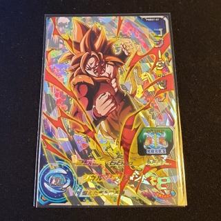 ドラゴンボール(ドラゴンボール)のドラゴンボールヒーローズ ゴジータゼノ PBBS7-07 ゴジータ:ゼノ(シングルカード)