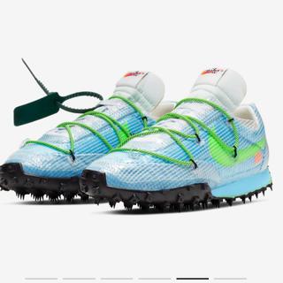 OFF-WHITE - Nike off white. ATHLETE IN PROGRESS