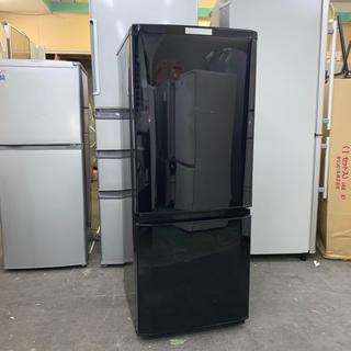 三菱 - ⭐️MITSUBISHI⭐️冷凍冷蔵庫 2017年 146L 大阪市近郊配送無料